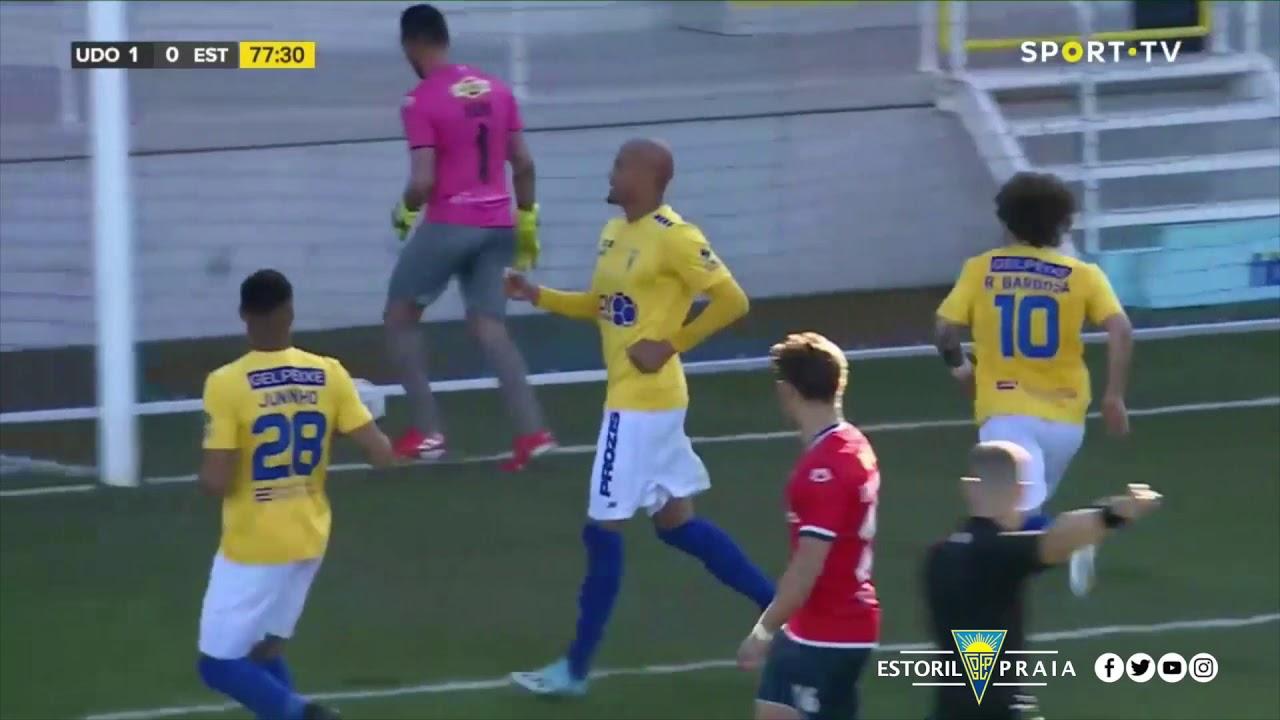 LigaPro: UD Oliveirense 1 x Estoril Praia 1