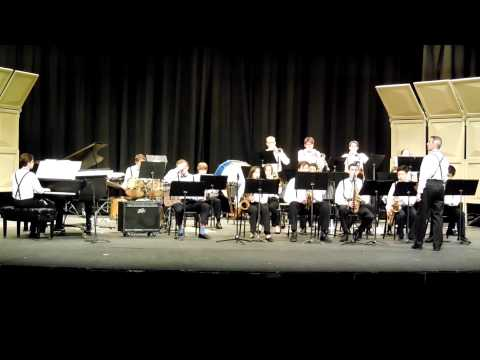 CHS Jazz Ensemble 2014 / Chatham (NJ) High School