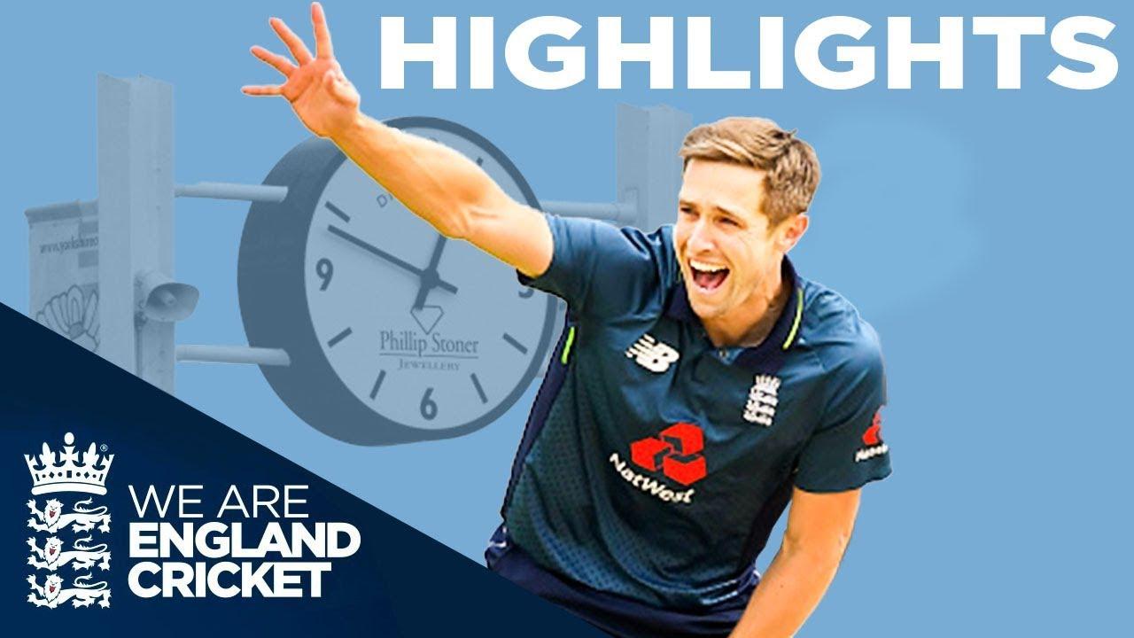 Download Woakes Takes 5 As England Run Rampant | England v Pakistan 5th ODI 2019 - Highlights