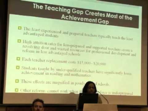 Beth Glenn: What ESEA Should Do to Improve Teacher Quality and Equity
