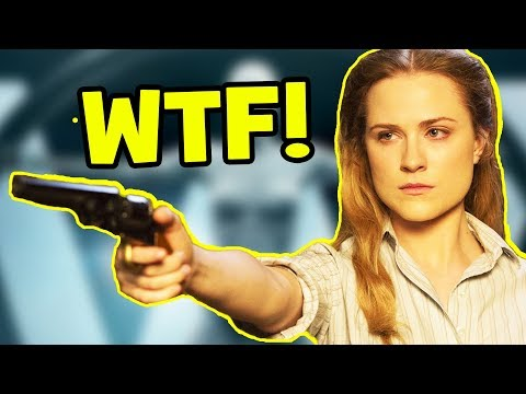 10 WTF Facts About HBO's WESTWORLD