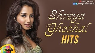 Singer Shreya Ghoshal Latest Telugu Hit Songs | JUKEBOX | Shreya Ghoshal Hit Songs | Mango Music