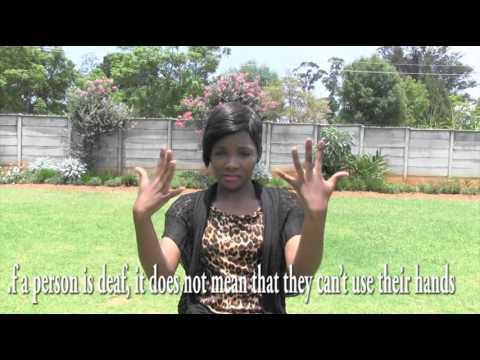 Importance of Sign Language in Zimbabwe