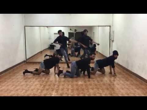 HIGH HEELS TE NACHCHE  VIDEO SONG - CHOREOGRAPHY ON HEELS   Vogue Dance Crew India