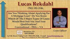 Whats an FHA loan in Henderson NV