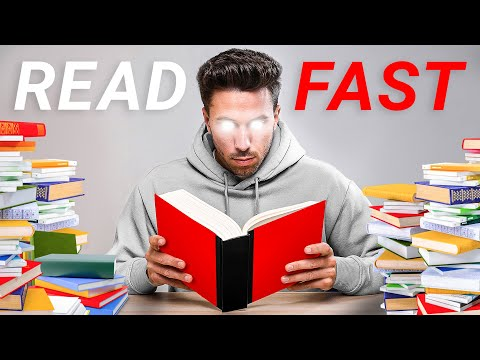 Learn to Read Extremely Fast - Mike Shake