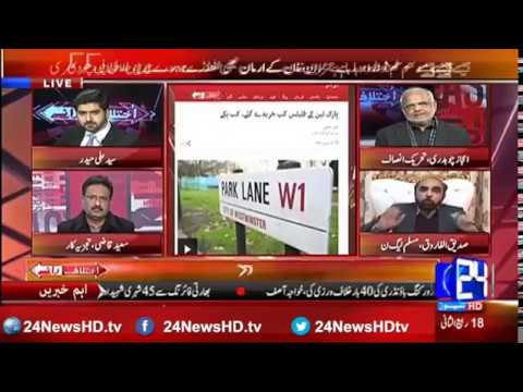Why Nawaz Sharif not taking action against BBC and ICIJ if they are wrong