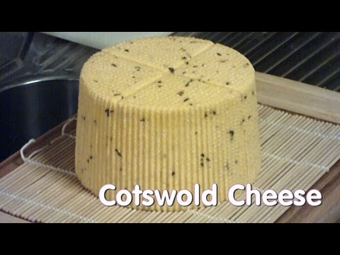 How To Make Cotswold Cheese