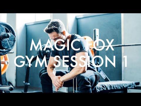 MAGIC FOX GYM SESSION 1  4K