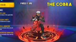 THE COBRA PROJECT - GARENA FREE FIRE LIVE