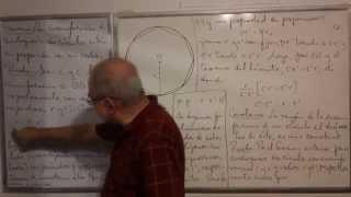 Geometría - Lección 98 - B (proporcionalidad entre la circunferencia y el diámetro; el número 'pi')