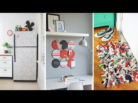 DIY Room Decor! 11 Easy Crafts at Home for Teenagers 2019