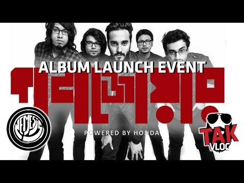 "Nemesis - ""GONOJOWAR"" Album Launch Event."