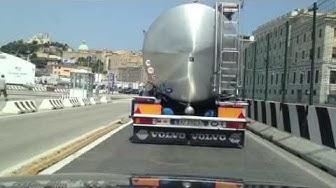 Ancona Hafen Check In nach Superfast VI
