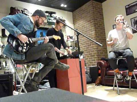 White Lies - Bigger Than Us - Dr Martens in-store - Manchester - 08.10.16