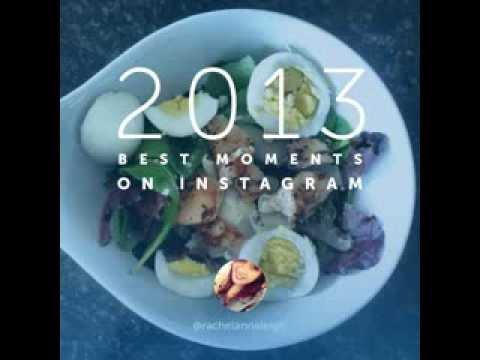 BEST MOMENTS OF 2013 (Instagram)