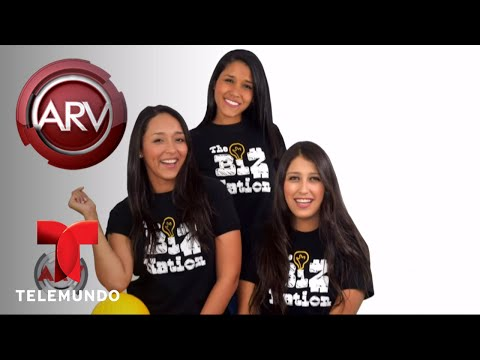 Jovenes y millonarias: historia de un emprendimiento | Al Rojo Vivo | Telemundo