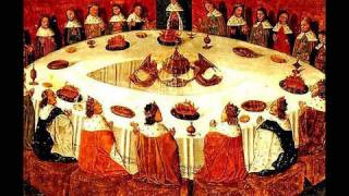 The legendary Round Table of King Arthur has been located, say jubi...