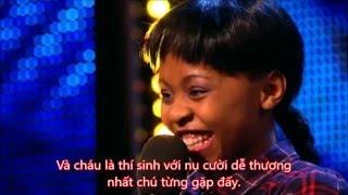 (Vietsub) Diva nhí của Britain's Got Talent với Diamonds của Rihanna