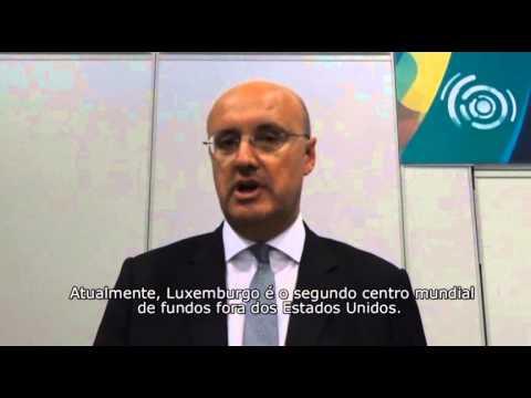 Marc Saluzzi explica porque Luxemburgo é um dos mercados que sedia os principais fundos globais