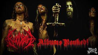 Bloodbath Albums Ranked!