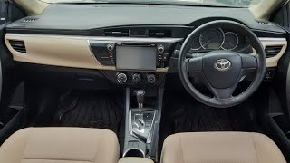 Toyota Corolla 2016 | Altis 1.6 Complete Review