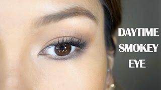 daytime smokey eye makeup tutorial   makeup club