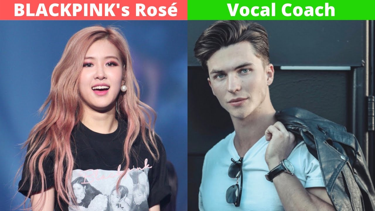 VOCAL COACH Explains why BLACKPINK's Rosé is a GREAT Singer and Performer