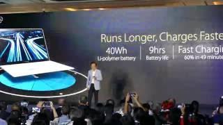 بالصور والفيديو .. آسوس تعلن عن ZenBook 3 قاتل ماك بوك