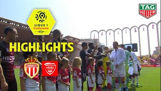 AS Monaco - Nîmes Olympique ( 2-2 ) - Highlights - (ASM - NIMES) / 2019-20