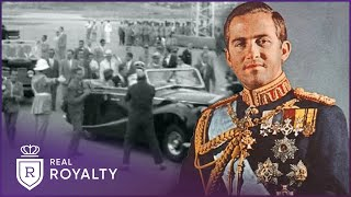 The True Story of The Exiled Greek King   Constantine: A King's Story   Real Royalty with Foxy Games
