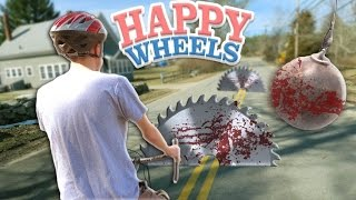 HappyWheels in REAL LIFE!