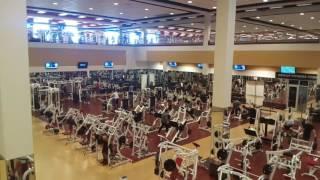 Тренажерный зал в США, Лас Вегас. Las Vegas Athletic Club