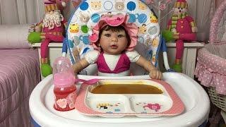 #2 ROTINA DE FÉRIAS da minha bebê reborn do molde kylin