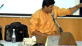 Shriniwas Joshi Performing at NGRI Hyderabad