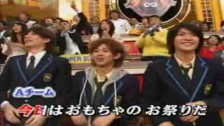 三浦春馬 . 城田優 . 柳下大 . 桜田通 2009年サムライハイスクール.