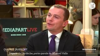 (Les soutiens de) Manuel Valls face à Mediapart