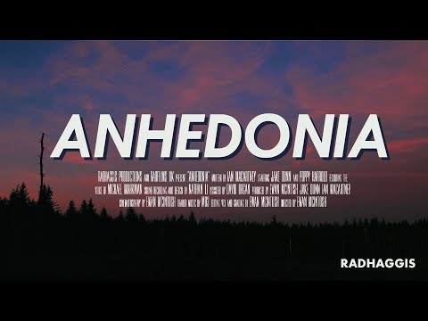 Anhedonia | Short Film: A prince and a rebel escape from Earth. Together, they travel across the stars in search of the most fragile, desired and powerful emotion in the universe: happiness.  ~ Full Credits ~  Directed, shot, edited and graded by Ewan McIntosh  Zach - Jake Dunn - https://www.youtube.com/radwolves Alaj - Poppy Harrold - https://www.youtube.com/poppiesarepunk Computer - Michael Markman - https://www.youtube.com/mickeleh  Story and script - Ian Macartney - https://twitter.com/IanMacartney2 Sound recording and design - Nathan Li - https://twitter.com/NathanLi_ Assistance and creative direction - David Organ - https://www.youtube.com/channel/UC44TRI4jZaqL_cXabx6QAoA  Music by Hazey and the J's, Astronauts Etc, Patrick Ellis, Fog Lake, Arcade Fire and Tom Rosenthal  WRISTBANDS! - http://radhaggis.bigcartel.com/  Twitter - http://www.twitter.com/Ewan_McIntosh Tumblr - http://www.radhaggis.tumblr.com Instagram - http://www.instagram.com/radhaggis Soundcloud - http://www.soundcloud.com/radhaggis Younow - http://www.younow.com/radhaggis Snapchat - 'radhaggis'  // RADHAGGIS MMXV \