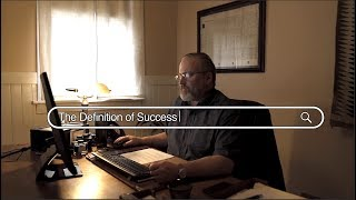 Dan Crowe | The Definition of Success | Episode 3