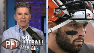 PFT Overtime: Mayfield sought 'revenge' against Jackson in 2018 | Pro Football Talk | NBC Sports