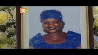 Wanjiru Denge azikwa nyumbani kwake Saku kaunti ya Marsabit