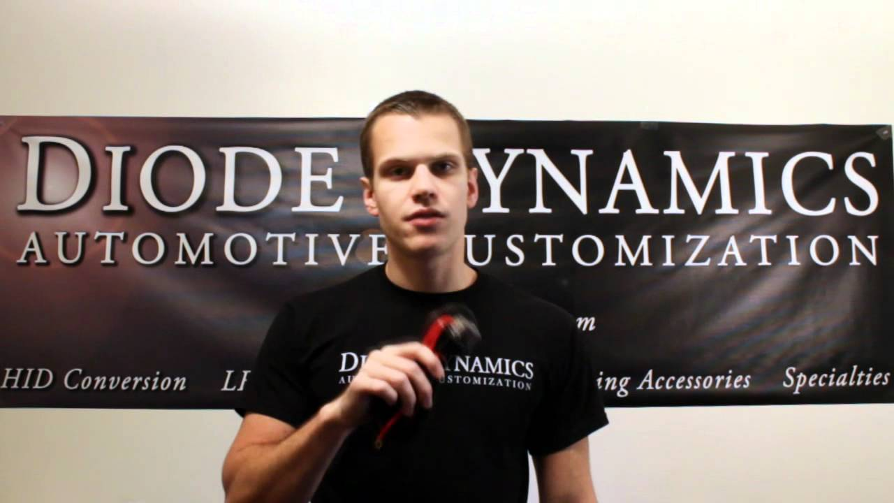 What Is An Hid Relay Do You Need One From Diode Dynamics Youtube Ford Fusion Kit Wiring Diagram