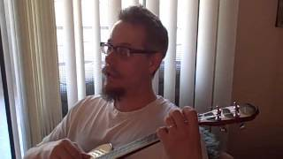 Vicksburg Blues - Baritone Ukulele