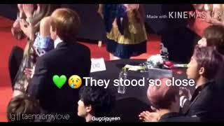 BTS V and BLACKPINK Jennie cute moments|Taennie/VNNIE moments!