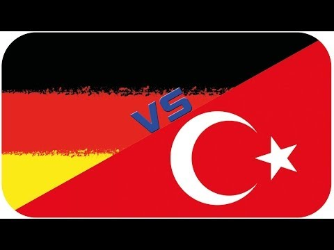 Deutsche vs. Türke