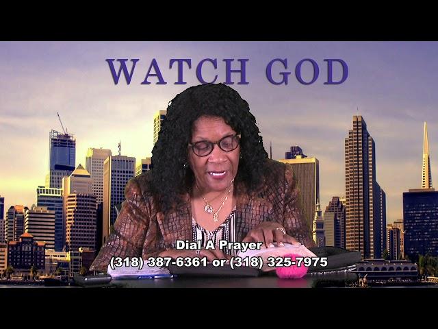 WATCH GOD 10 17