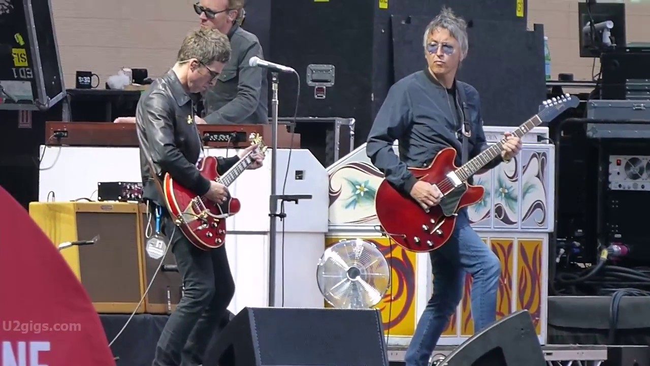 Noel Gallagher Tour With U