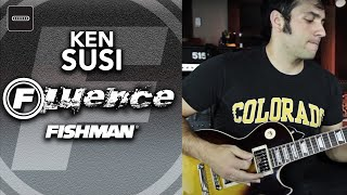 Fishman Fluence Classic Humbucking Pickups for your Electric Guitar with Ken Susi