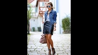 How to Wear Rock Style Fashion
