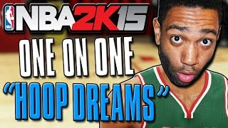 """TEAM WORK MAKES THE DREAM WORK"" - [NBA 2K15 My Career Mode Episode11]"
